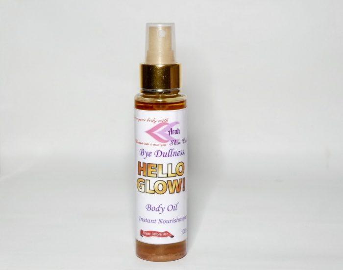 Hello Glow Body Oil